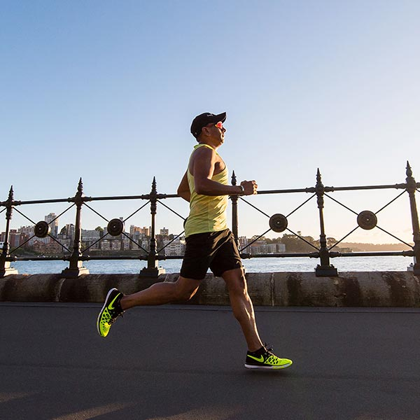 running alcohol-free non-alcoholic